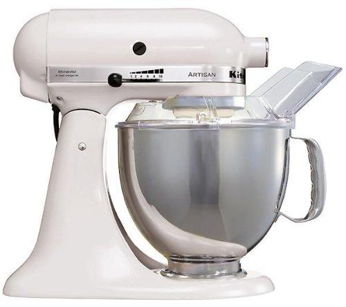 KitchenAid Artisan 5KSM150PSEWH - Bianco | L\'impastratrice